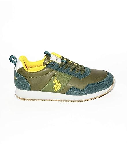 U.s. Polo Assn TALBOT4 Zapatillas Bajas Hombre: Amazon.es: Zapatos ...