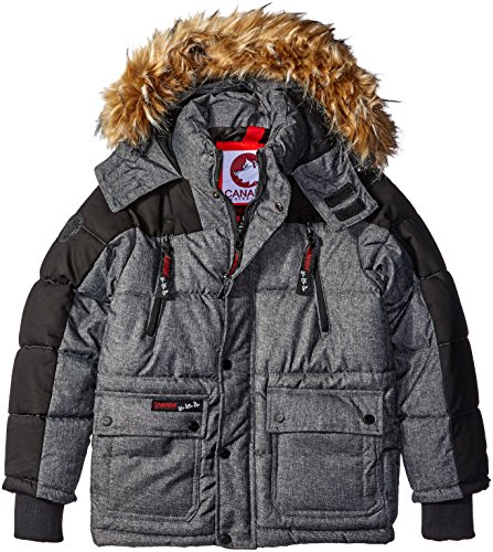 Canada Weather Gear Big Boys' Bubble Jacket (More Styles ...
