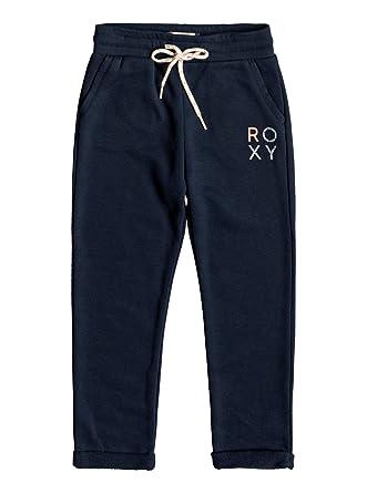 Roxy - Pantalón de Chándal - Chicas 2-7 - 6 - Azul: Amazon.es ...