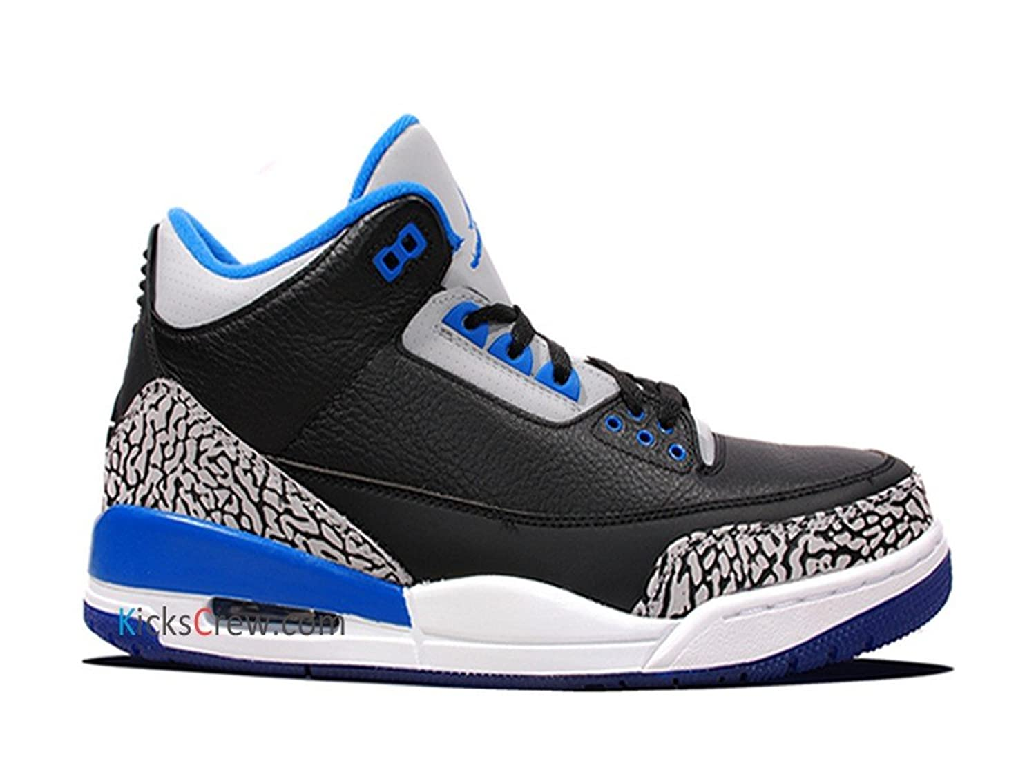 new product 8c6a8 15707 ... norway amazon air jordan 3 sport blue 136064 007 size 16 shoes 89075  5cf8f