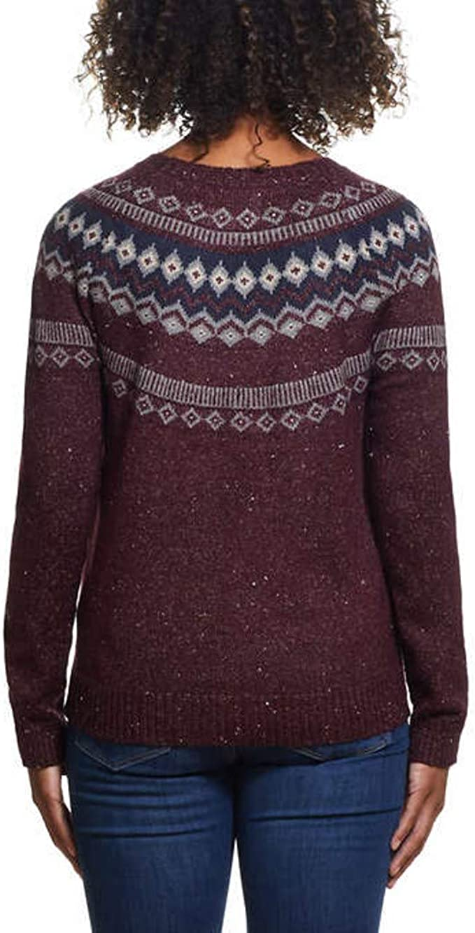 Weatherproof Vintage Mens Crewneck Sweater Acrylic Blue Variety Sizes