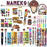 9pcs of Assorted Japan School Supply Stationary Surprise Set - NAMEKO