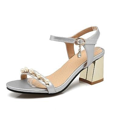 Sandales à brides Femme Oaleen noires 0Es7afY