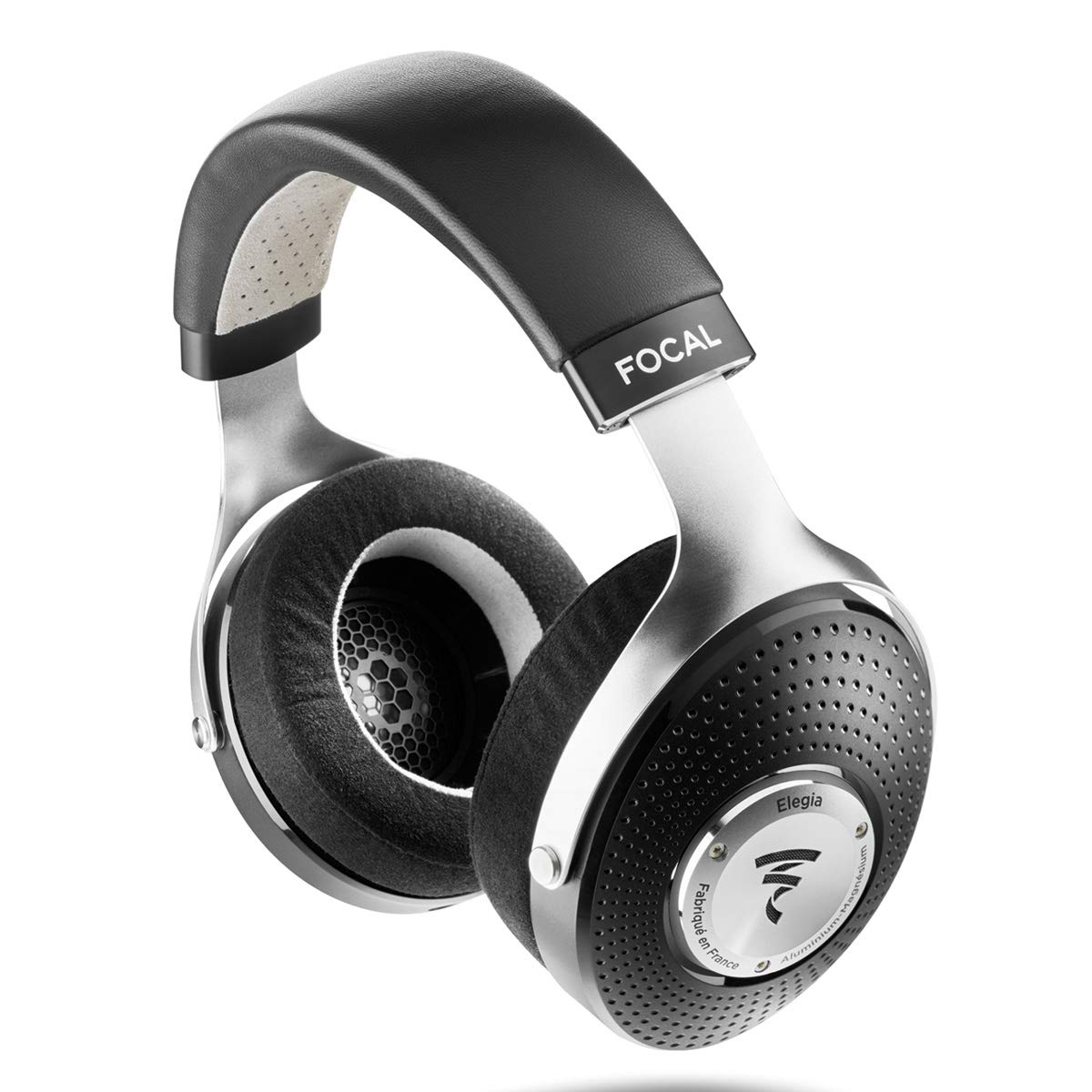Auriculares Focal Elegia Audiophile Circum-aural Closed-back Over-ear (black/silver)
