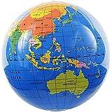 ビーチボール地球儀 30cm