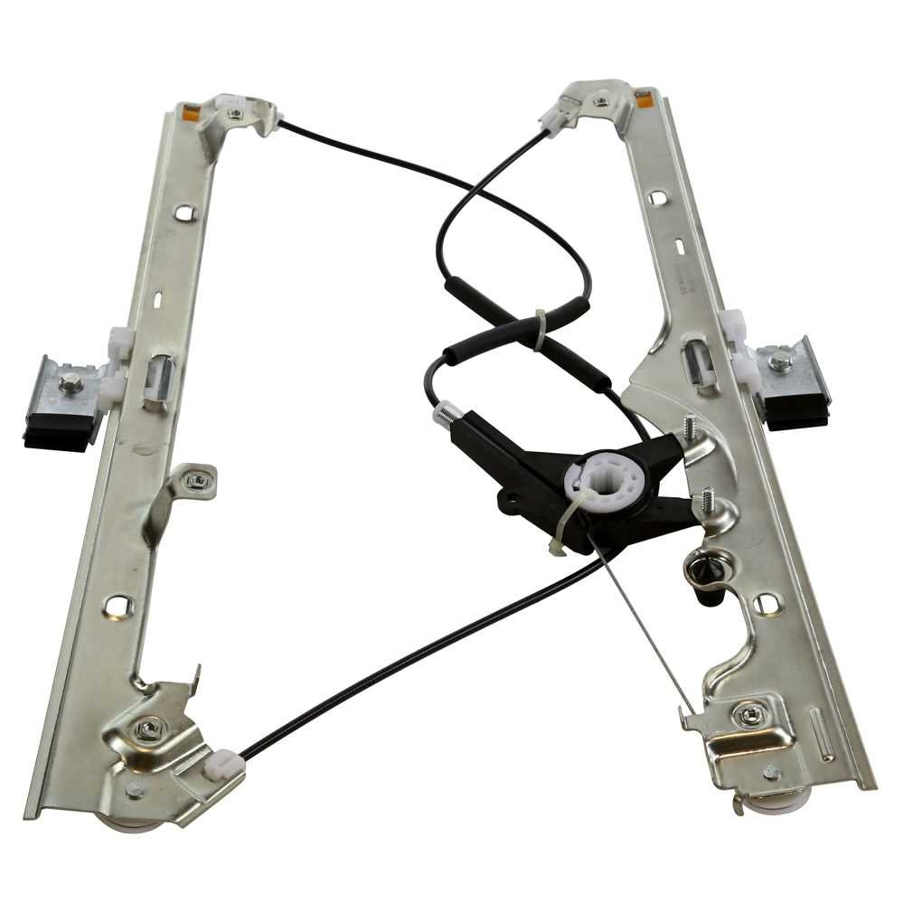 Prime Choice Auto Parts WR840647 Passengers Side Power Window Regulator without Motor