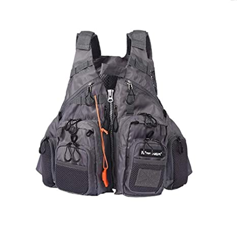 Review Yiwa Adult Fishing Vest
