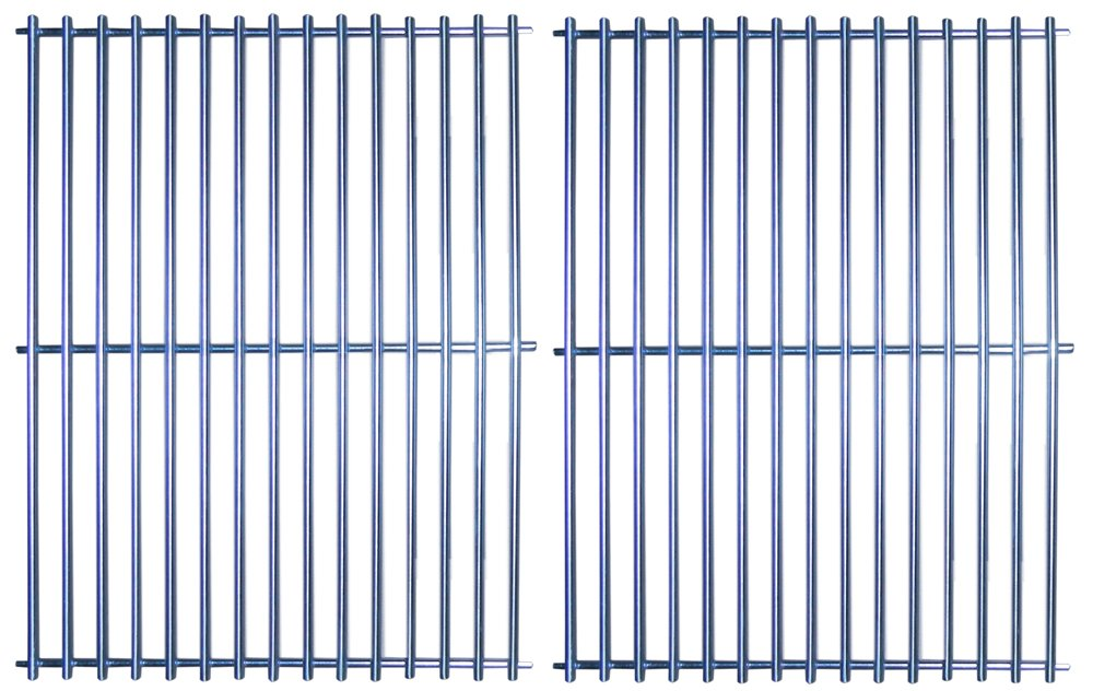 Music City Metals 5S882 Stainless Steel Wire Cooking Grid Replacement for Select Kenmore Gas Grill Models, Set of 2