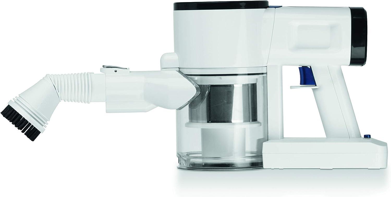 Eindrucksvolle 19 kpa Saugkraft CLEANmaxx Akku-Waschsauger mit starken BLDC Motor HEPA-Filter integriertes UV-Licht Betriebsdauer bis 45min