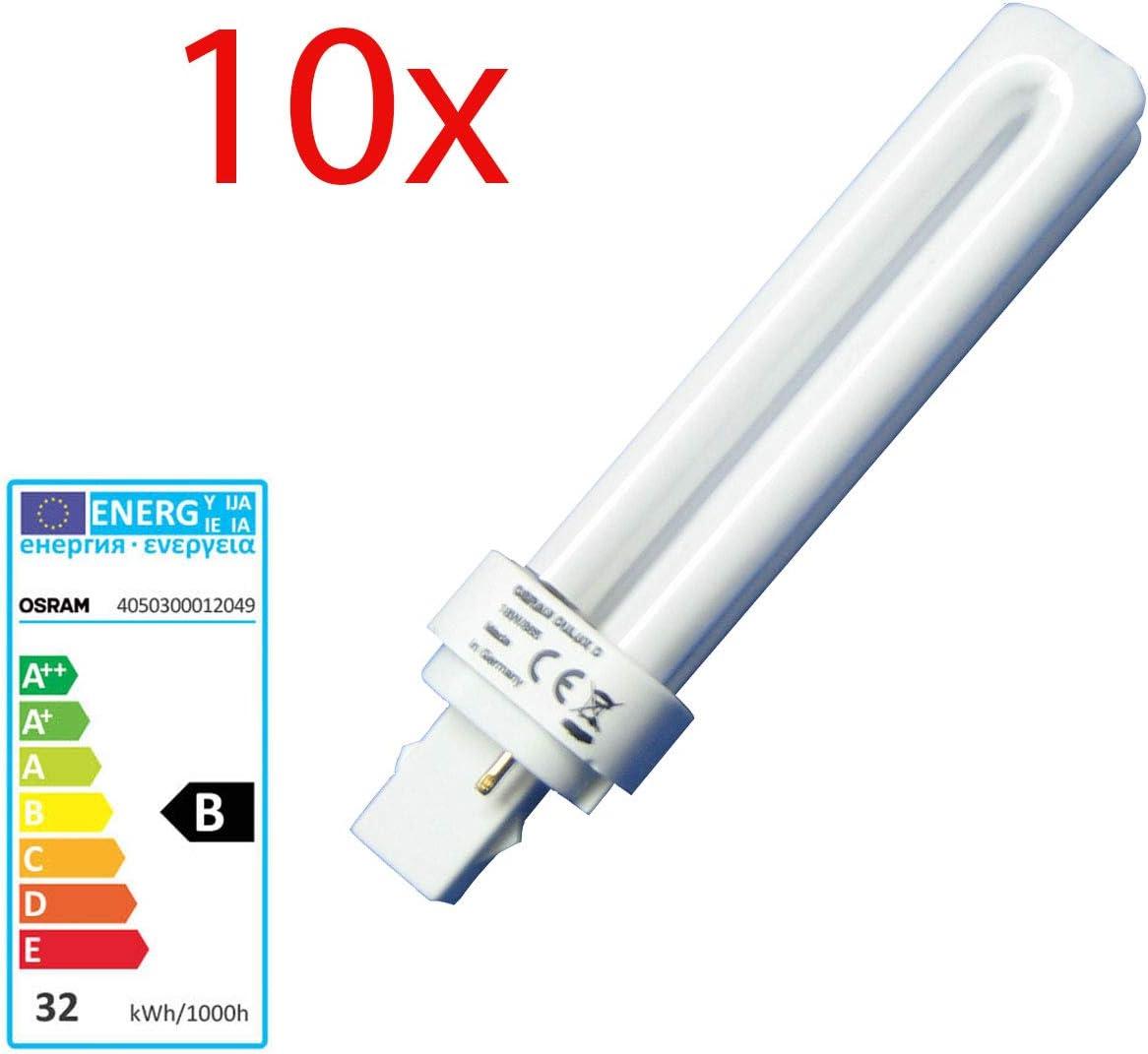 10-pc Dulux D 26 Watts 840 2P G24d-3 - Osram
