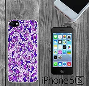 Antique Flowers Pattern Custom made Case/Cover/skin FOR iPhone 5/5s