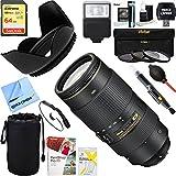 Nikon (2208) AF-S NIKKOR 80-400mm f.4.5-5.6G ED VR Lens + 64GB Ultimate Filter & Flash Photography Bundle
