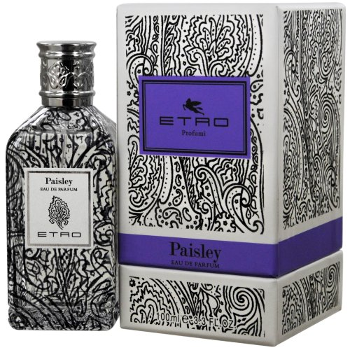 Etro Eau de Parfum Spray for Unisex, Paisley, 3.4 Ounce