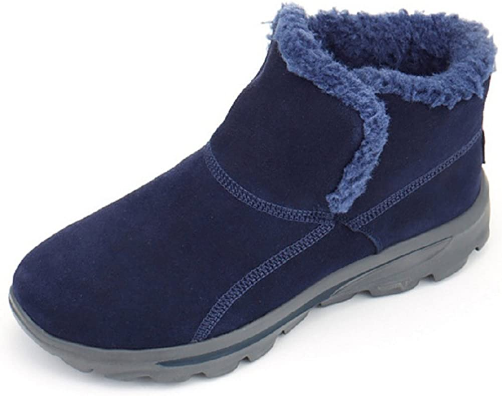 Skechers On The GO Chugga Suede Ankle