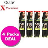 *MULTI PACK* CUEVANA TWIST BRAID - Outre X-Pression Synthetic Crochet Hair