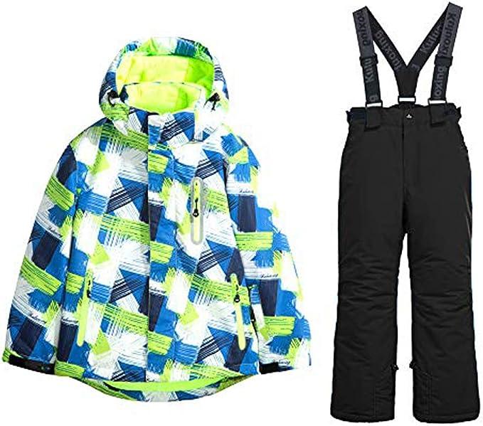 Amazon.com: Big Boys - Conjunto de 2 piezas de pantalones y ...