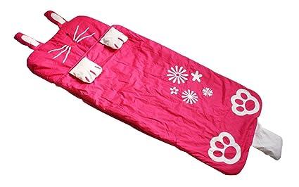 jitty – Saco de dormir para bebé, niños sacos de dormir, rosa gato,