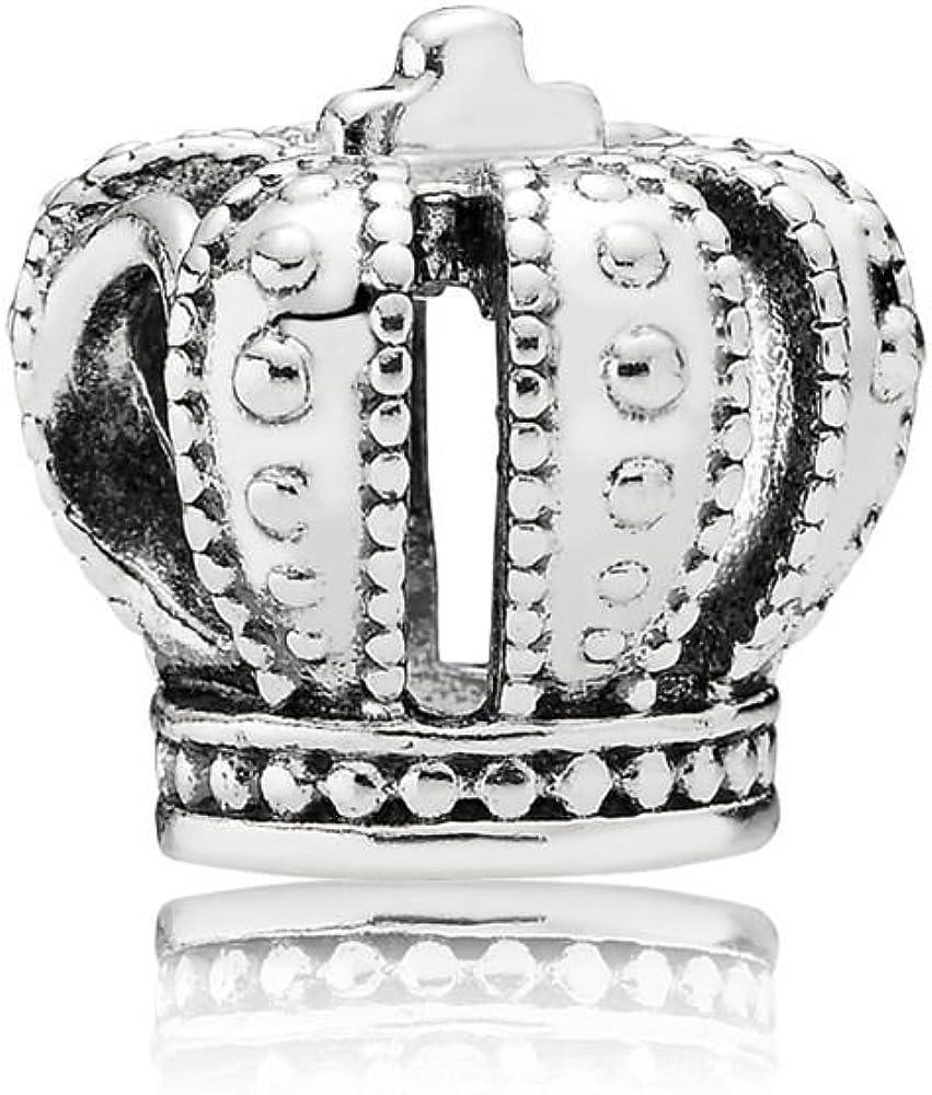 pandora charm originali ciondoli corona