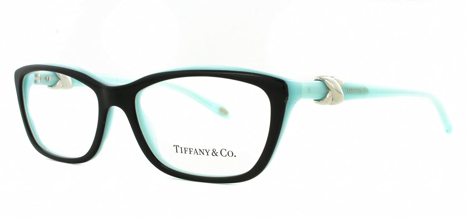 Tiffany Optical 0TF2074 Full Rim Cat Eye Woman Sunglasses: Amazon.co ...