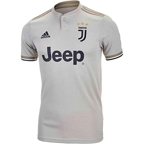 9942c2be4 Buy Juventus Football Jersey Away 2018-19 (Small) Online at Low ...