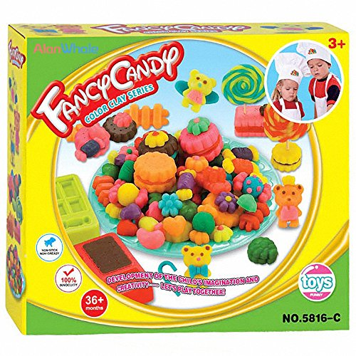 Cute Silly Candy (AlanWhale Colorful Cute Fancy Candy Playset)