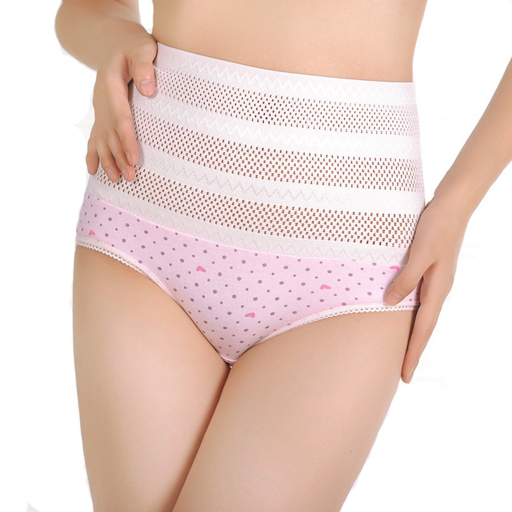 WELVT Cotton Elastic Postpartum Postnatal Support for Women Maternity(2pack)