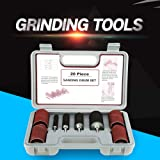 Spindle Sanding Drum Sander Tool Kit Set with