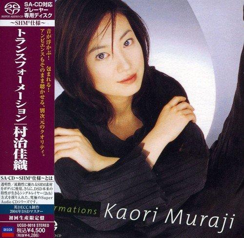SACD : Kaori Muraji - Transformations (Japan - Import)