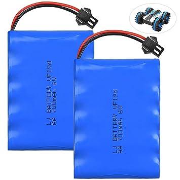 ricaricabile 182 batteria 1 pezziAmazon giocattolo della rc Allcaca auto scala 8Pnk0wO