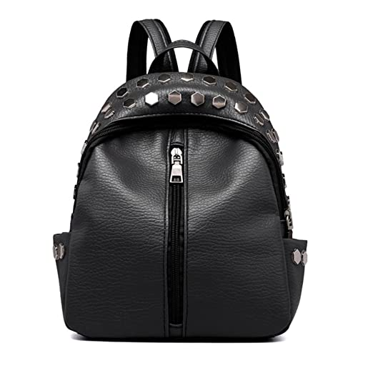 Image Unavailable. Image not available for. Color  Leather Backpack d0fdfa55aedda