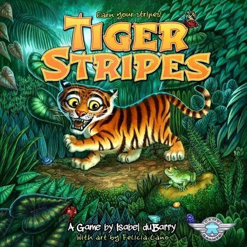 - Game Salute Tiger Stripes