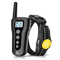 PATPET Shock Collar for Dogs with Remote Waterproof Dog Training Collar Rechargeable...