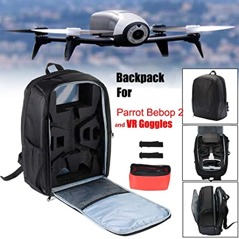 Colorful para Bebop 2 FPV Backpack Viaje Hombro Mochila Backpack ...