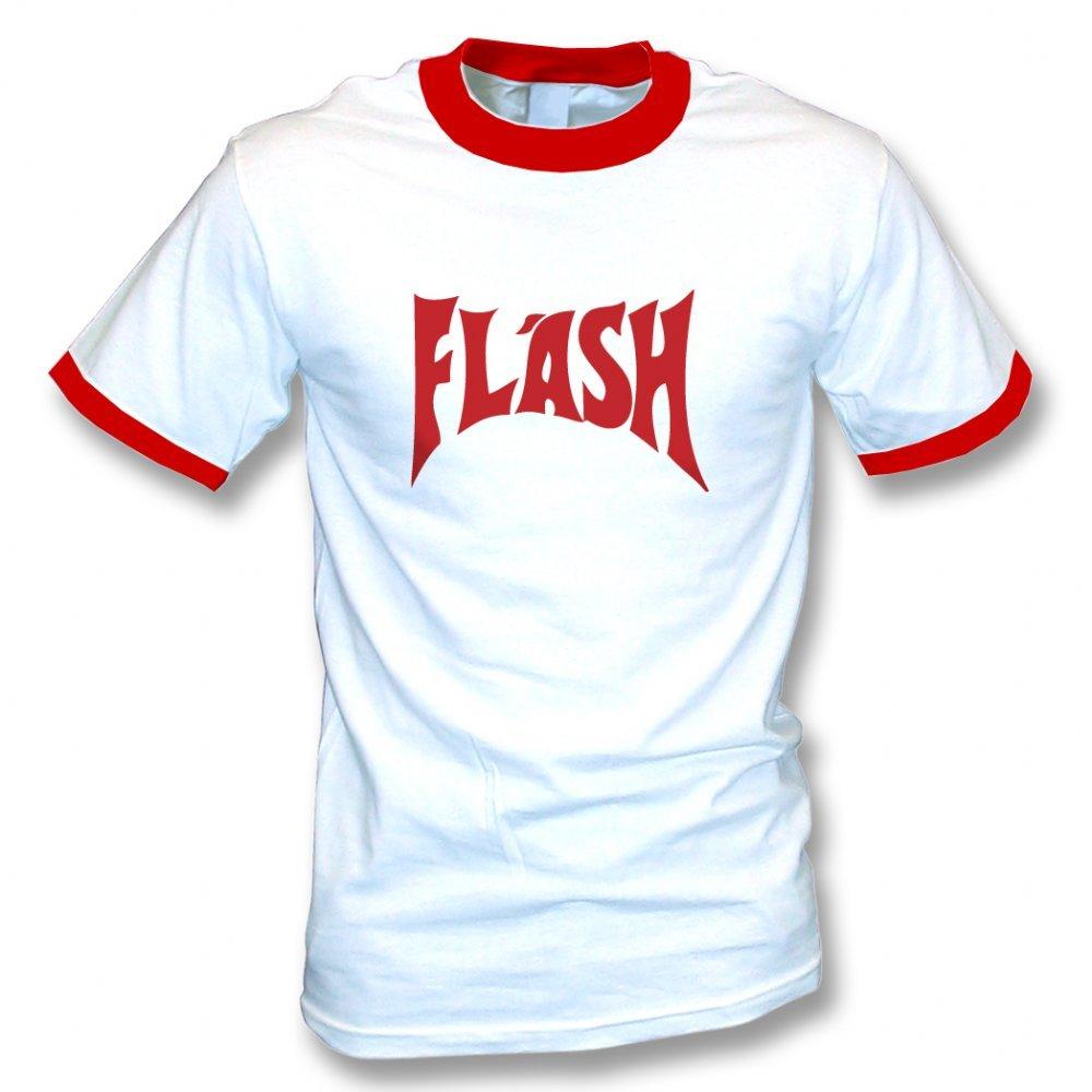 La camiseta del flash (según lo llevado por Freddie Mercury ...