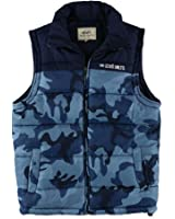 Ecko Unltd. Mens Churchhill Military Vest