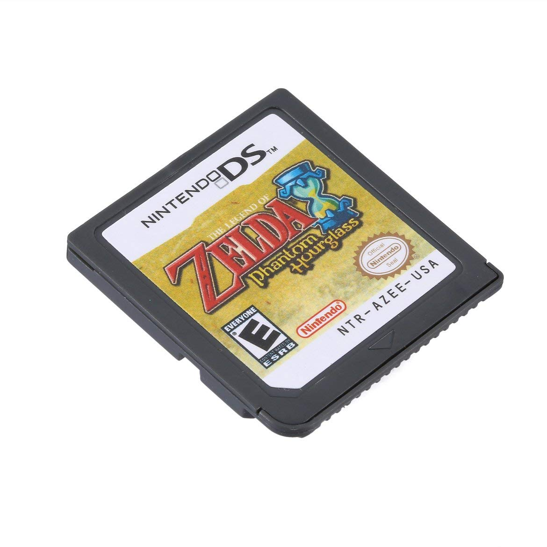 JohnJohnsen para DS/DSI / 3DS Tarjeta de Juego Leica Zelda ...