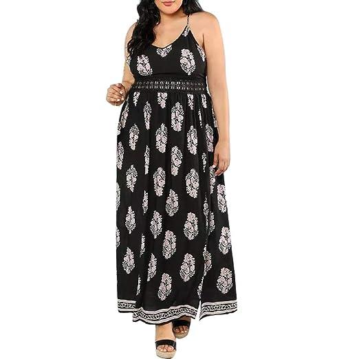 052fb983e9e3 Amazon.com  Womens Plus Size Boho Skirt