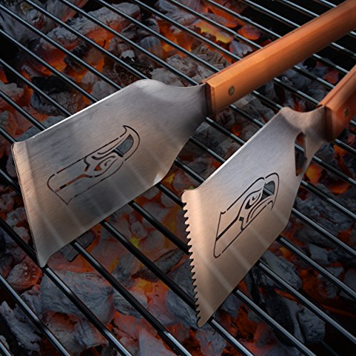 Sportula NFL Seattle Seahawks Grill-a-Tong BBQ Tongs