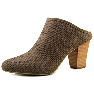 BCBGeneration Dylen Women Brown Mules Mink Size 9.0