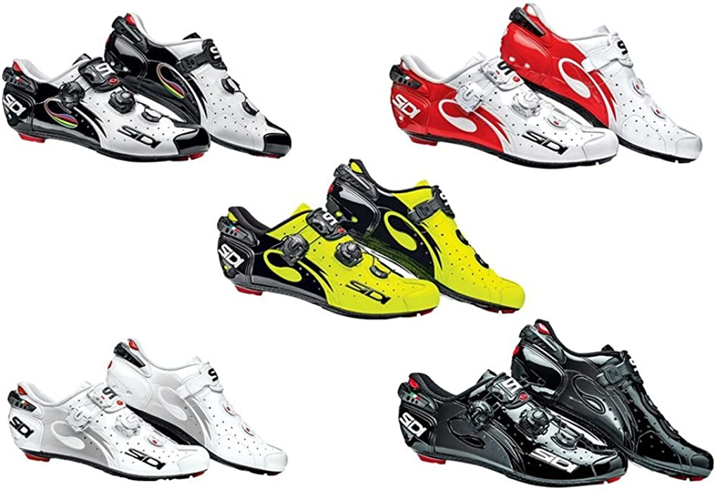 Sidi Wire Carbon Vernice Road Shoes 2014