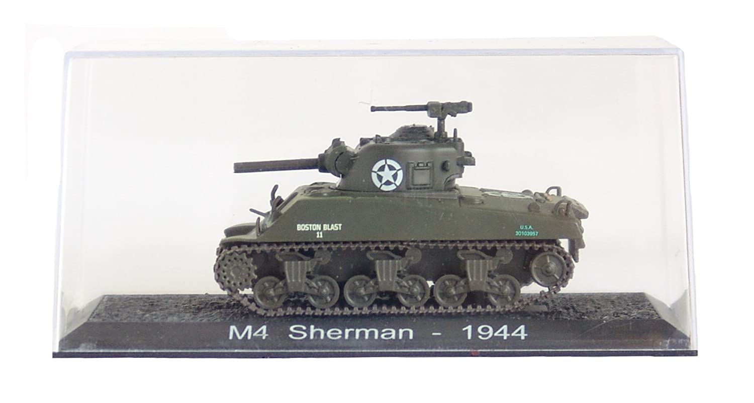 Sherman Amercom CS-3 M4 diecast 1:72 model 105