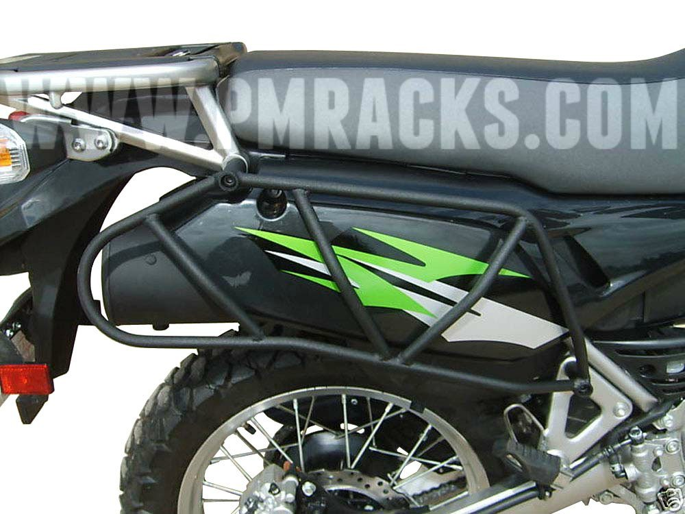 Kawasaki KLR650 Side Luggage Racks 08-Present