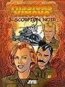 Missions Kimono, tome 3 : Scorpion noir  par Brouard