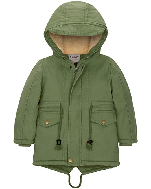 Girls Boys Autumn Baby Jacket Detachable Cap Autumn Winter Outerwear Windbreaker Windproof Coat Children Hooded Jacket For Kids Camping & Hiking Hiking Clothings