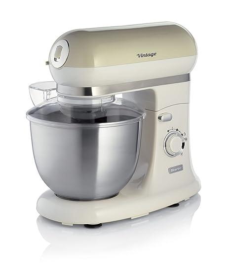 Ariete 1588/03 Robot de Cocina, Color Beige, 2400 W, 10 Velocidades