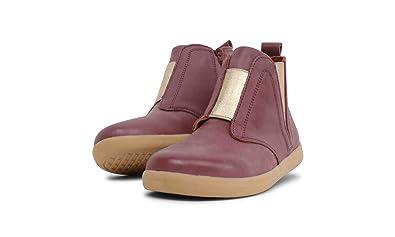Bobux Kids+ Signet Plum Zip-Up Boot (28 EU M) e26182e393