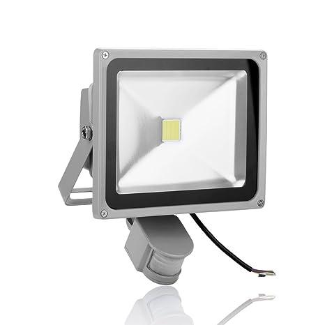10W/20W/30W/50W/100W luz Foco LED blanco cálido/Blanco frío foco ...