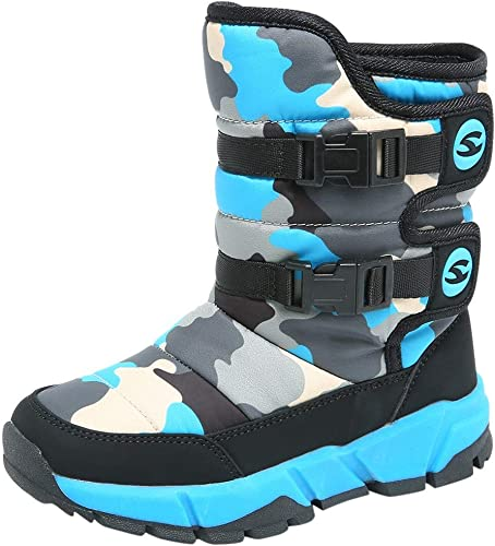 4 Ans Chaussures Fille Fille Pas 12 DAY8 Chaud Bottine Hiver vmON80wyn