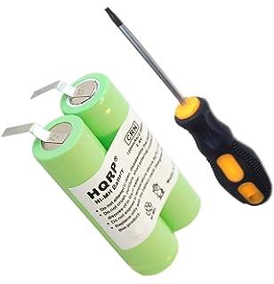 Trade-Shop - Batería para Philips Bodygroom Series 7000, TT2040/32, TT2030, TT2029, BG2024/32, BG2026/32, BG2036/32, R36#92, R45#54 (900 mAh, 2,4 V, 2 Wh): Amazon.es ...