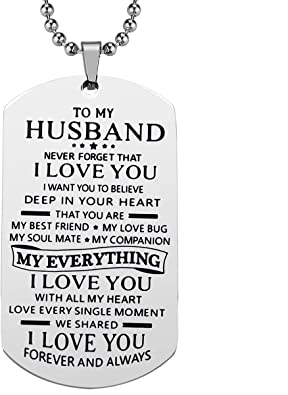 2 Necklace Love Gift For Wife To my Beautiful Wife Wedding Anniversary Gift Ver